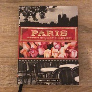 Other - Paris travel book by Janelle McCulloch